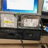 240W電源のHP  ProDesk 400 G1 SFFにGTX1050Tiを入れてみた。