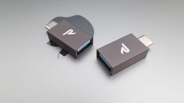 MacBook ProにオススメRampow Type C to USB 3.1 Gen2 変換アダプタレビュー