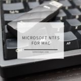 MacでNTFS使うのに結局Microsoft NTFS for Macに落ち着いた話