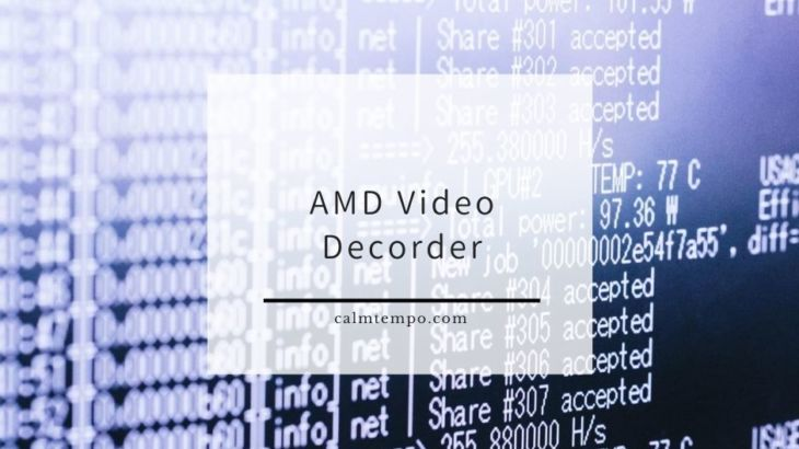 TVTestでAMD Video Decorderを使う