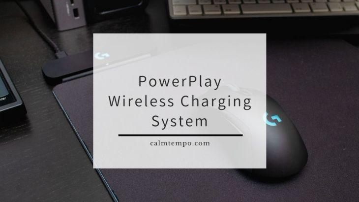 Logicool G PowerPlay Wireless Charging Systemレビュー