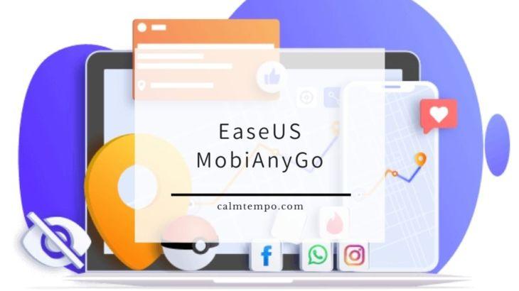 iOSで位置偽装できる EaseUS MobiAnyGoはどこかで見たことあるUIだけど使い勝手は良い[PR]